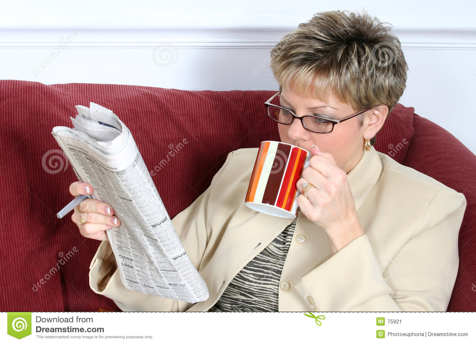 Kawa papieru