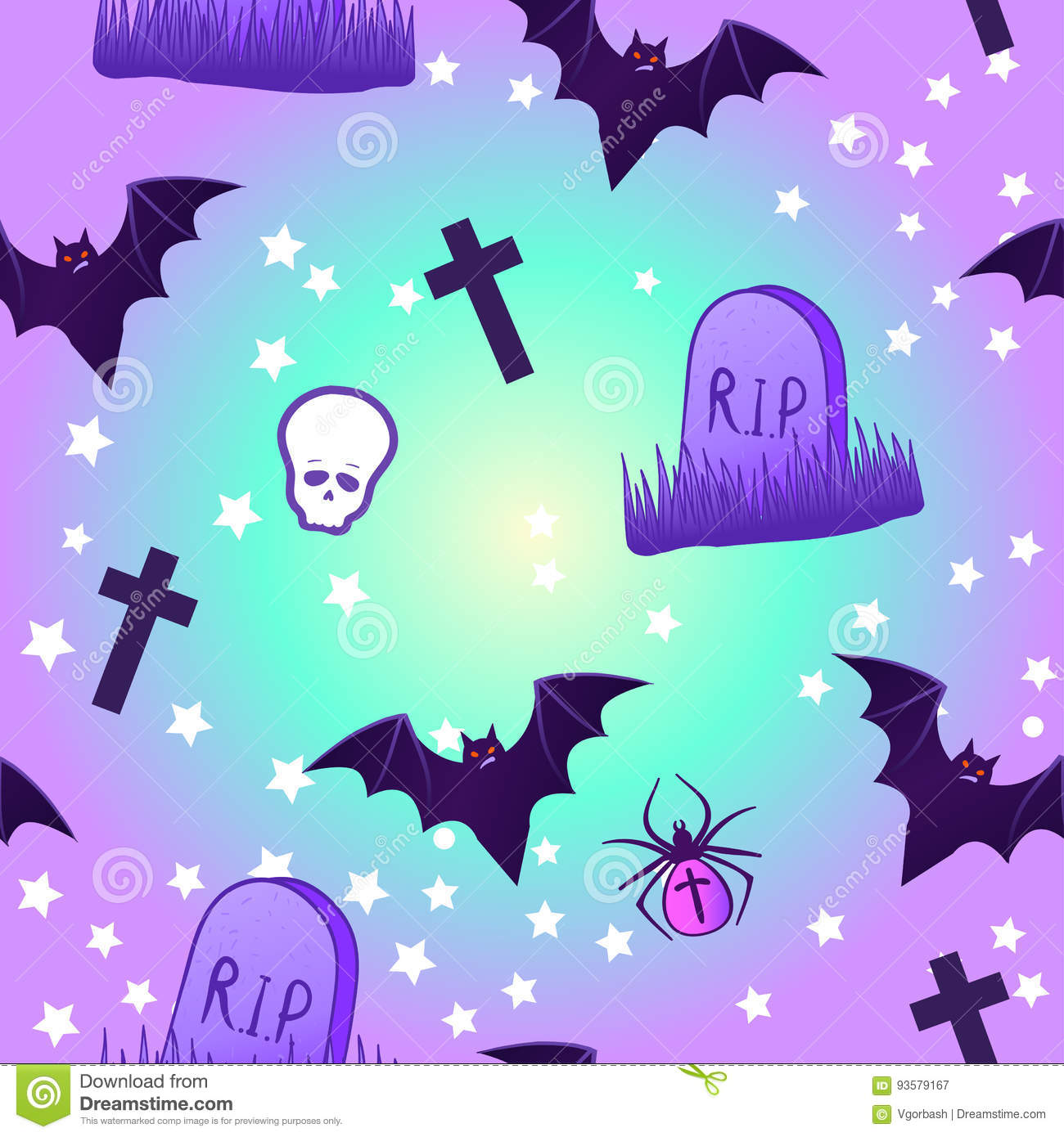 Wonderful Wallpaper Halloween Pastel - kawaii-funny-spooky-seamless-pattern-halloween-wrapping-paper-b-background-neon-pastel-colors-cute-gothic-style-vanilla-rainbow-93579167  Perfect Image Reference_14618.jpg