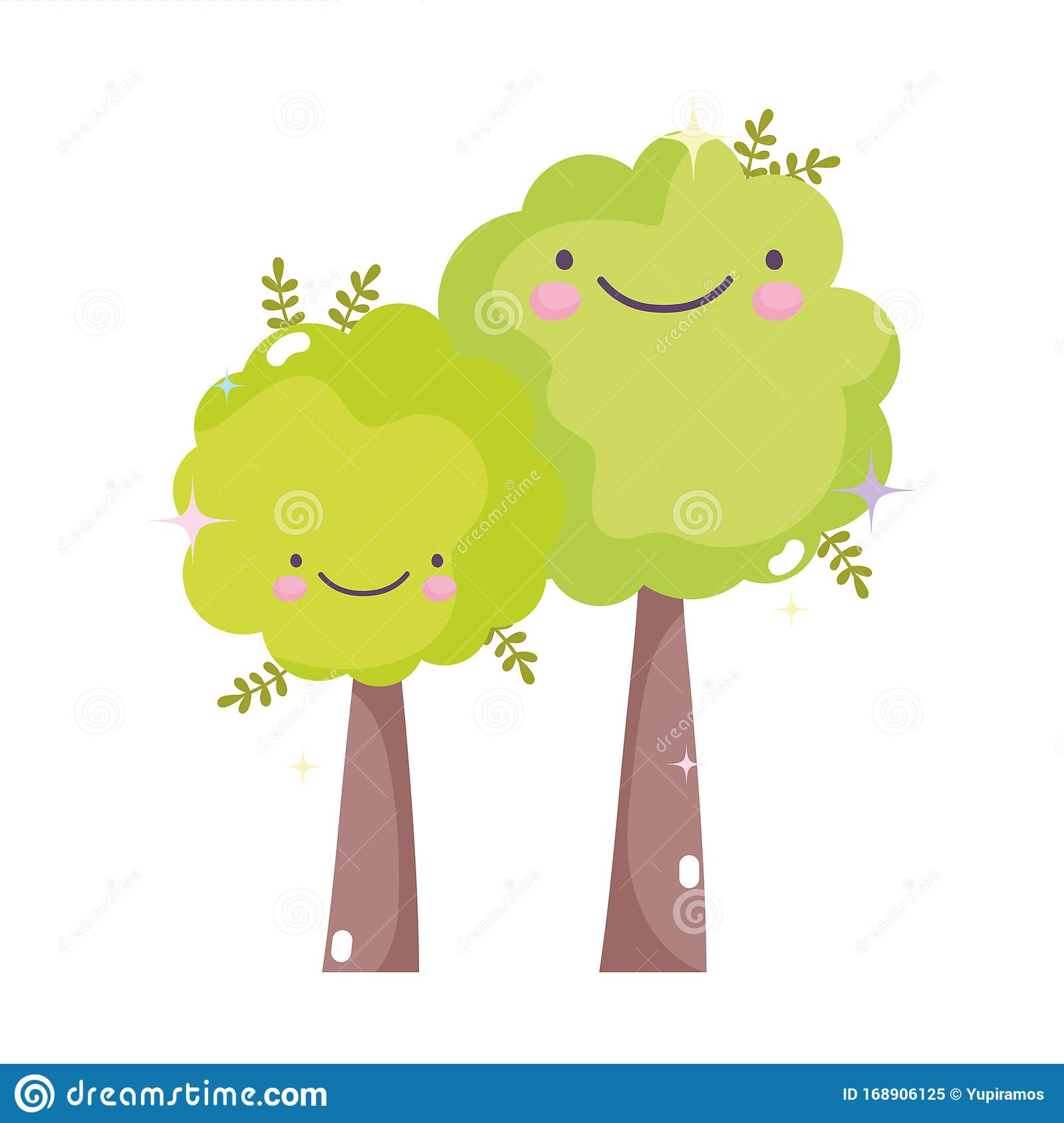 Kawaii Gardening Cartoon Happy Trees Characters Stock Vector Illustration Of Characters Cute 168906125 Check out our cartoon tree selection for the very best in unique or custom, handmade pieces from our party décor shops. https www dreamstime com kawaii gardening cartoon happy trees characters kawaii gardening cartoon happy trees characters vector illustration image168906125