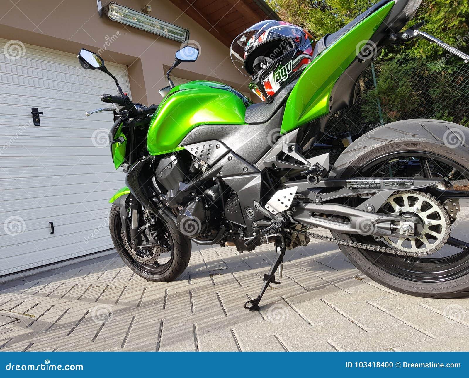 Kawasaki z750x