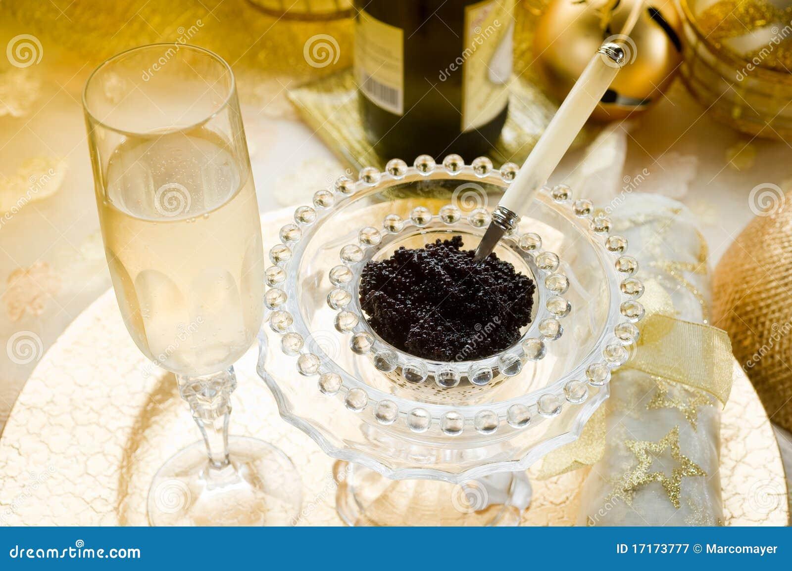 Kawioru szampan