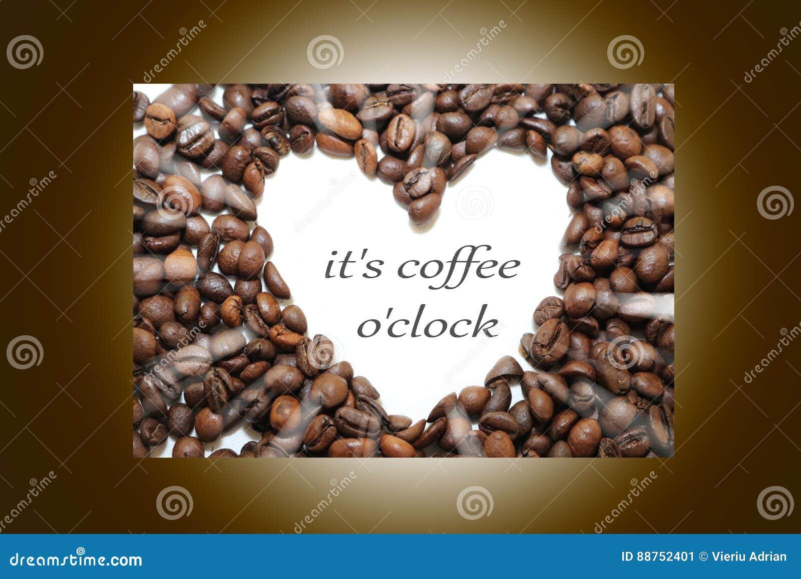 Kawowa napój filiżanki espressoo aromata kofeina gorąca, ja ` s o ` kawowy zegar, Kocham Coffe, dzień dobry, ludzie napój kawy