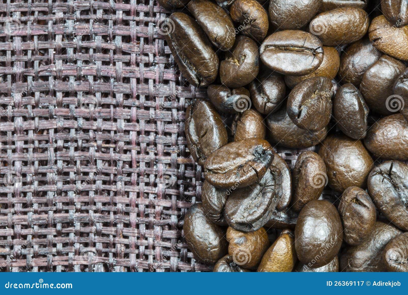Kawowe fasole