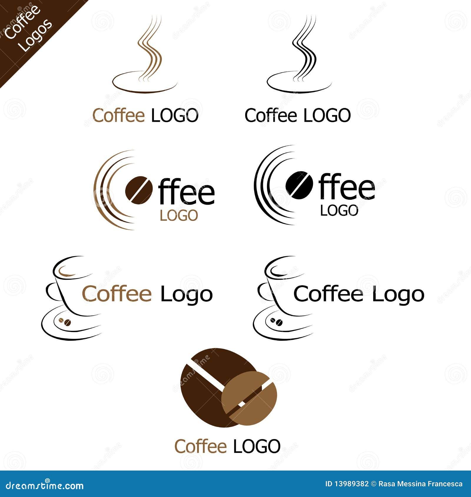 Kawowi logowie