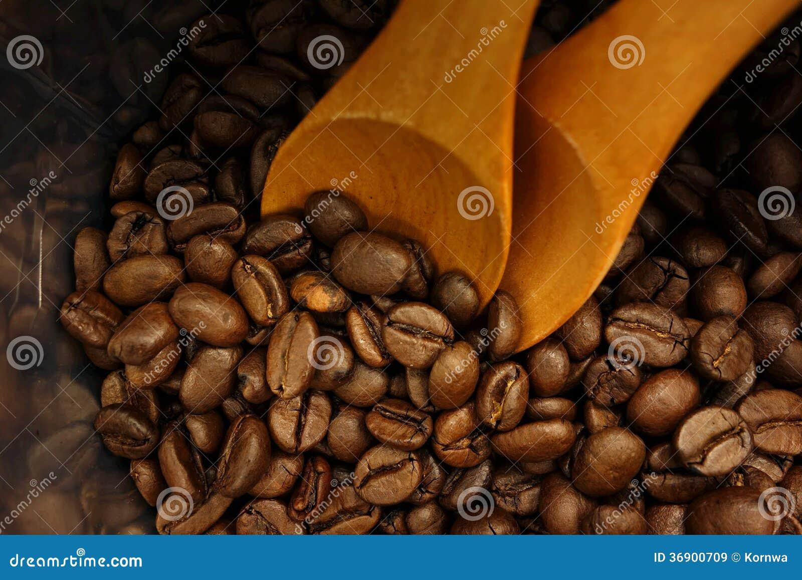 Kawowych fasoli torba