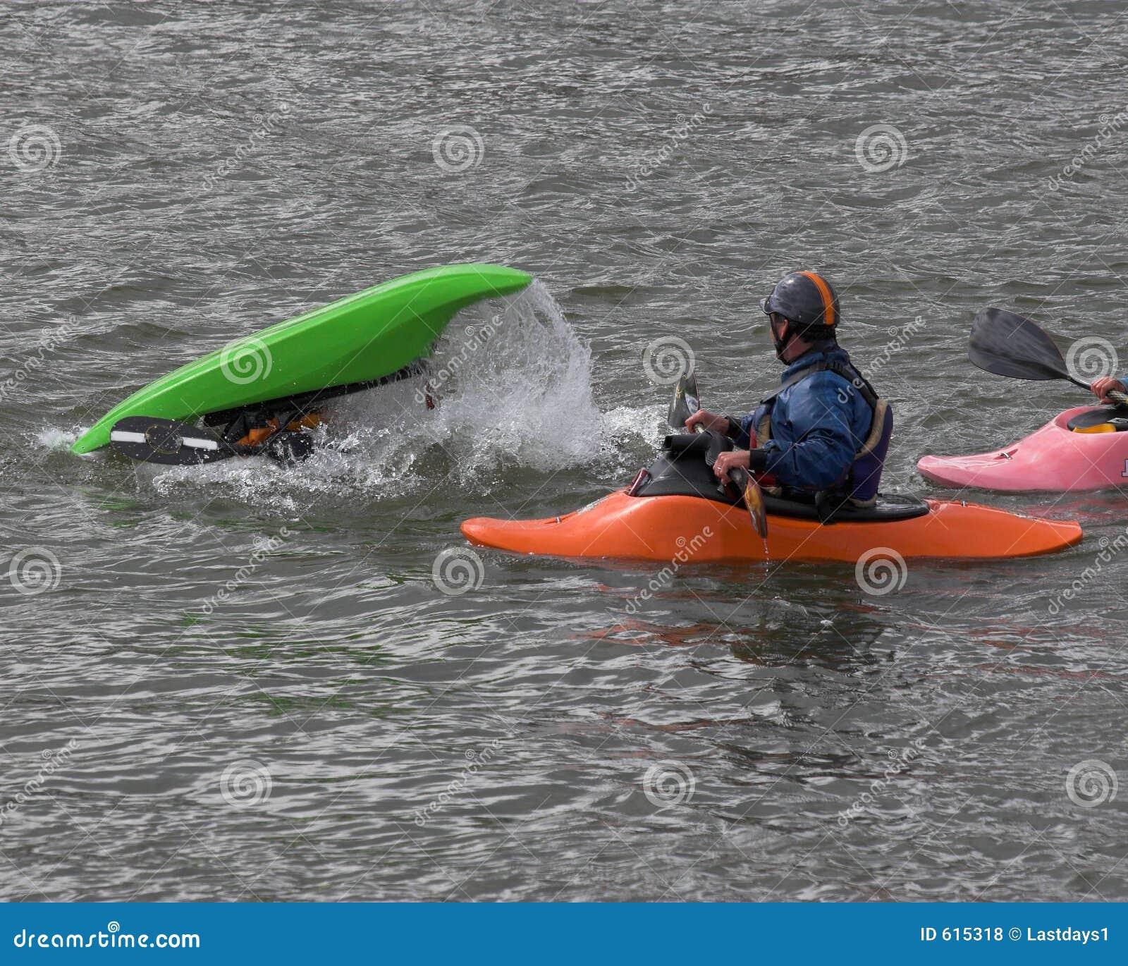 Download Kayak training stock photo. Image of boat, peaceful, paddling - 615318