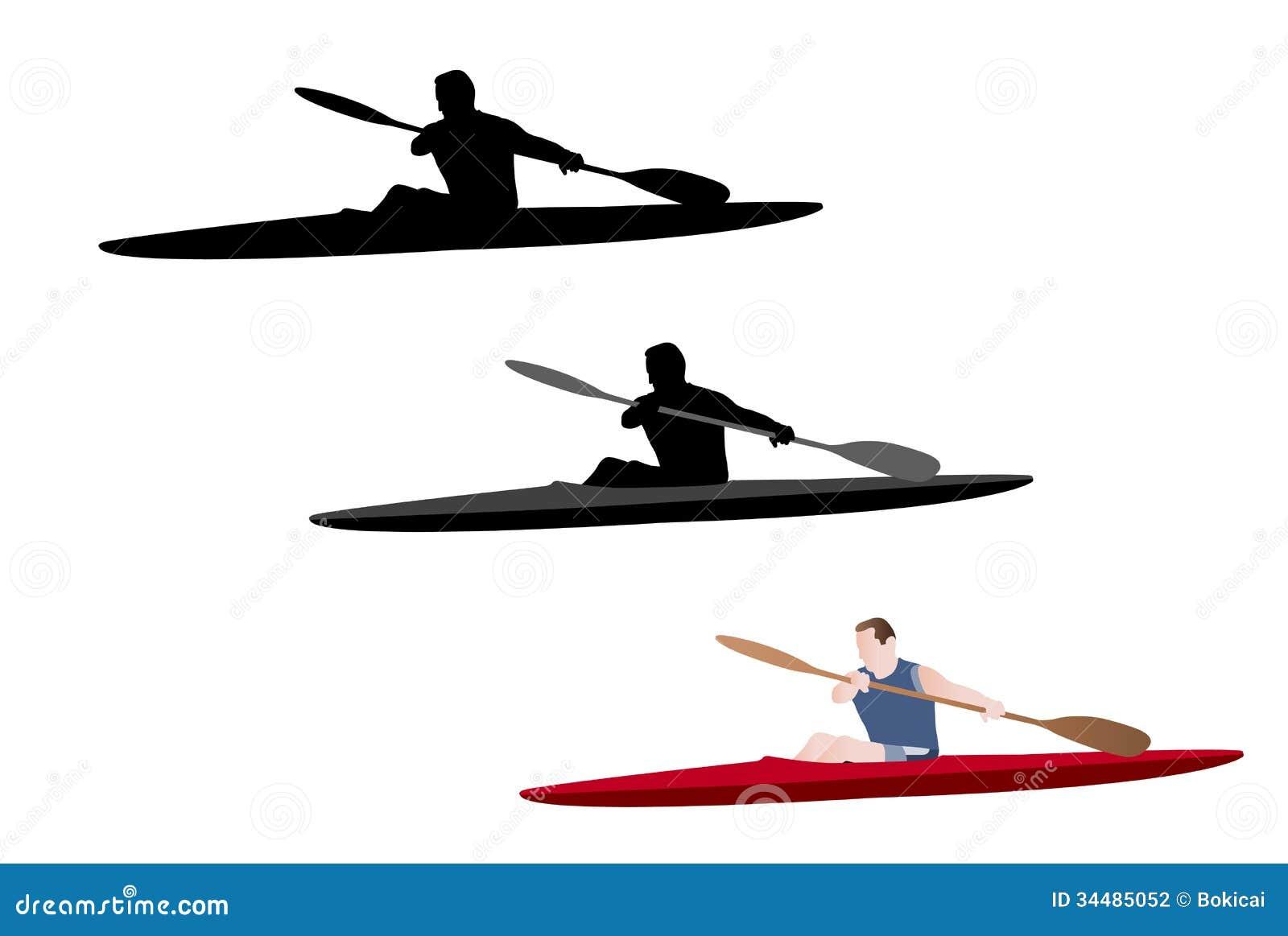 kayak clip art images - photo #40