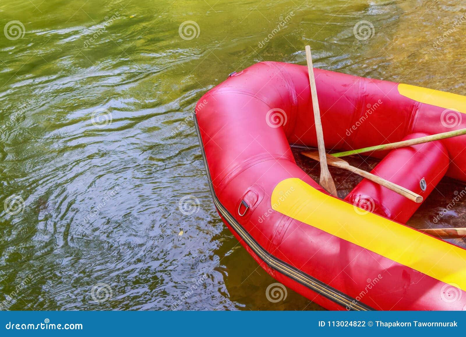Kayakingsboot voor reis