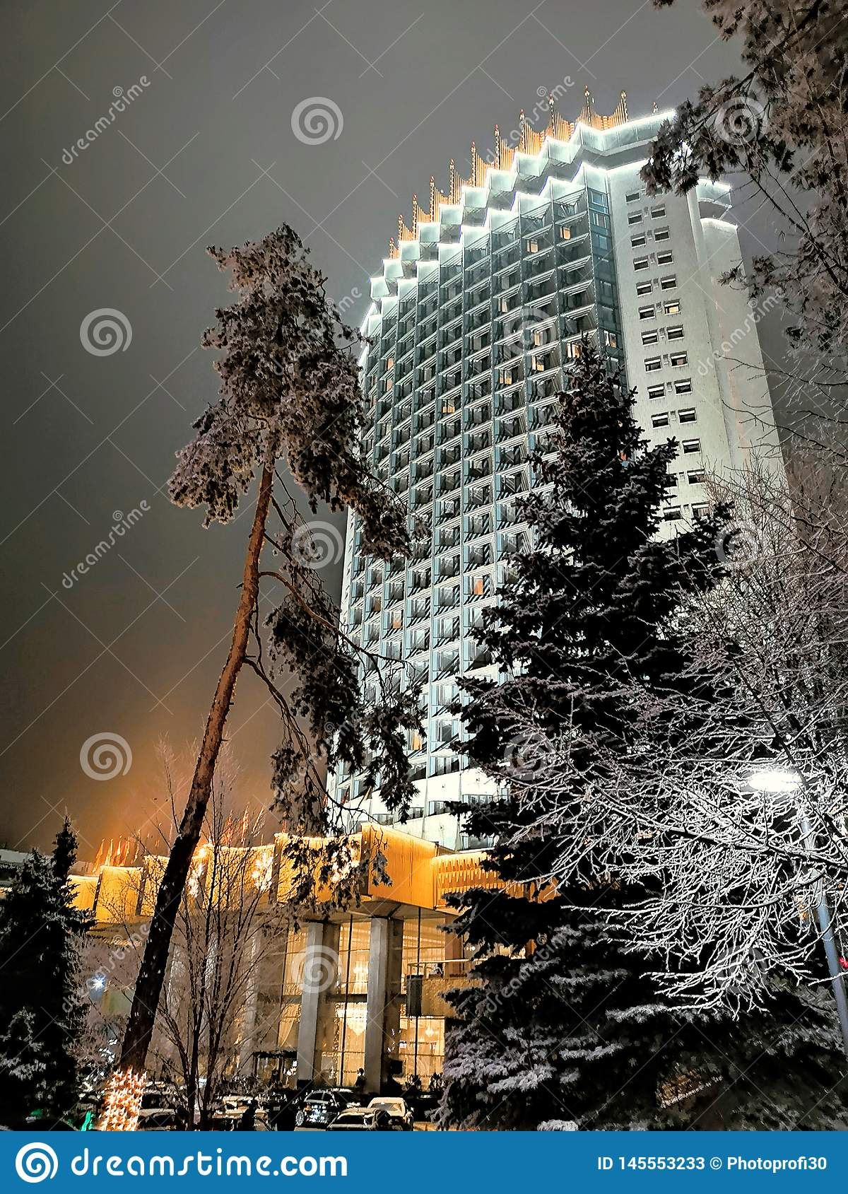 Kazachstan hotel w Almaty, Kazachstan