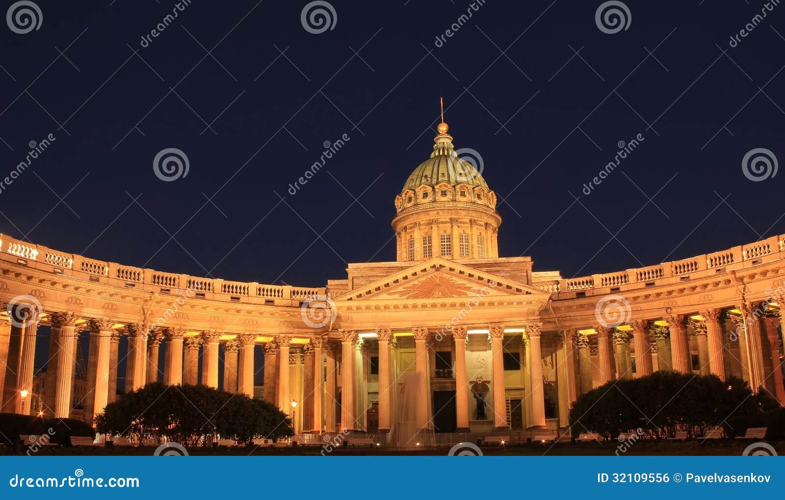 Kazan καθεδρικός ναός, Αγία Πετρούπολη, Ρωσία