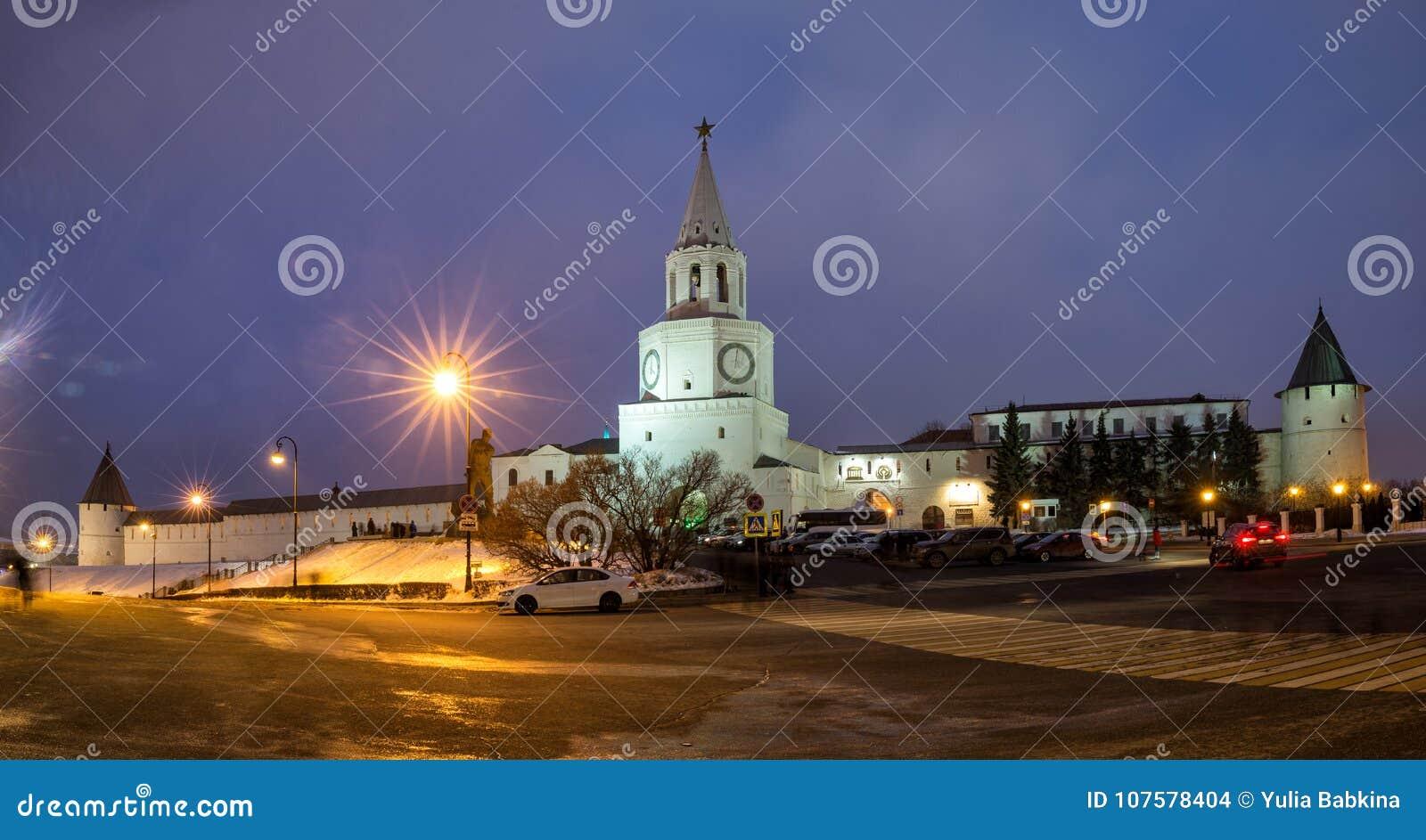 Kazan het Kremlin