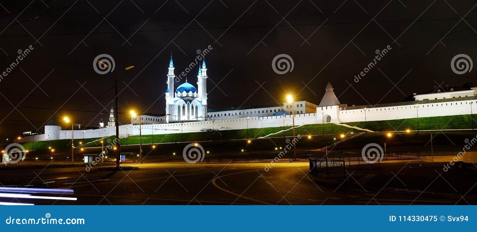 Kazan het Kremlin, Kazan Rusland