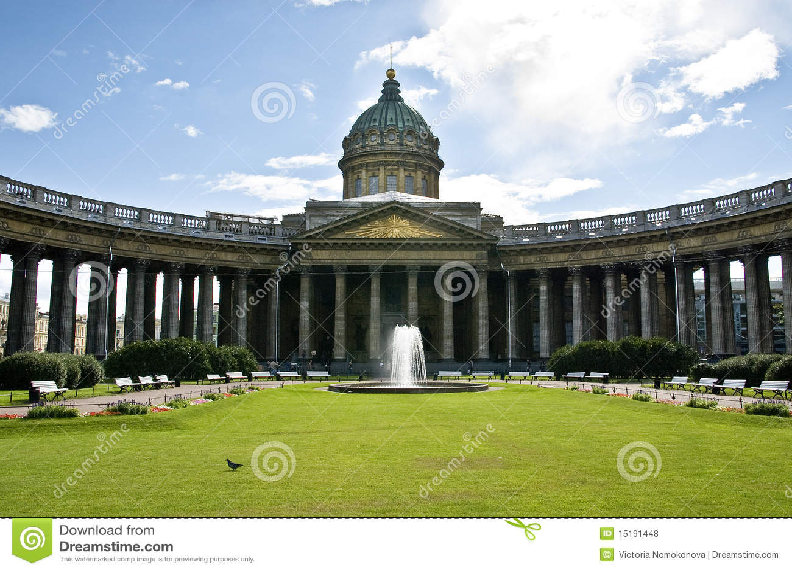 Kazan katedralny st Petersburg