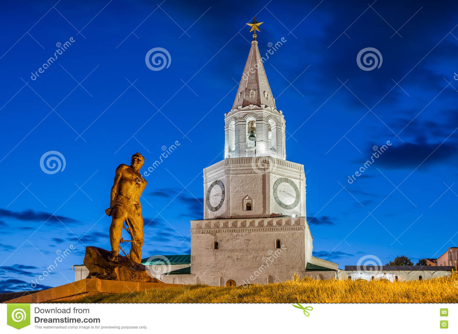 Kazan monument