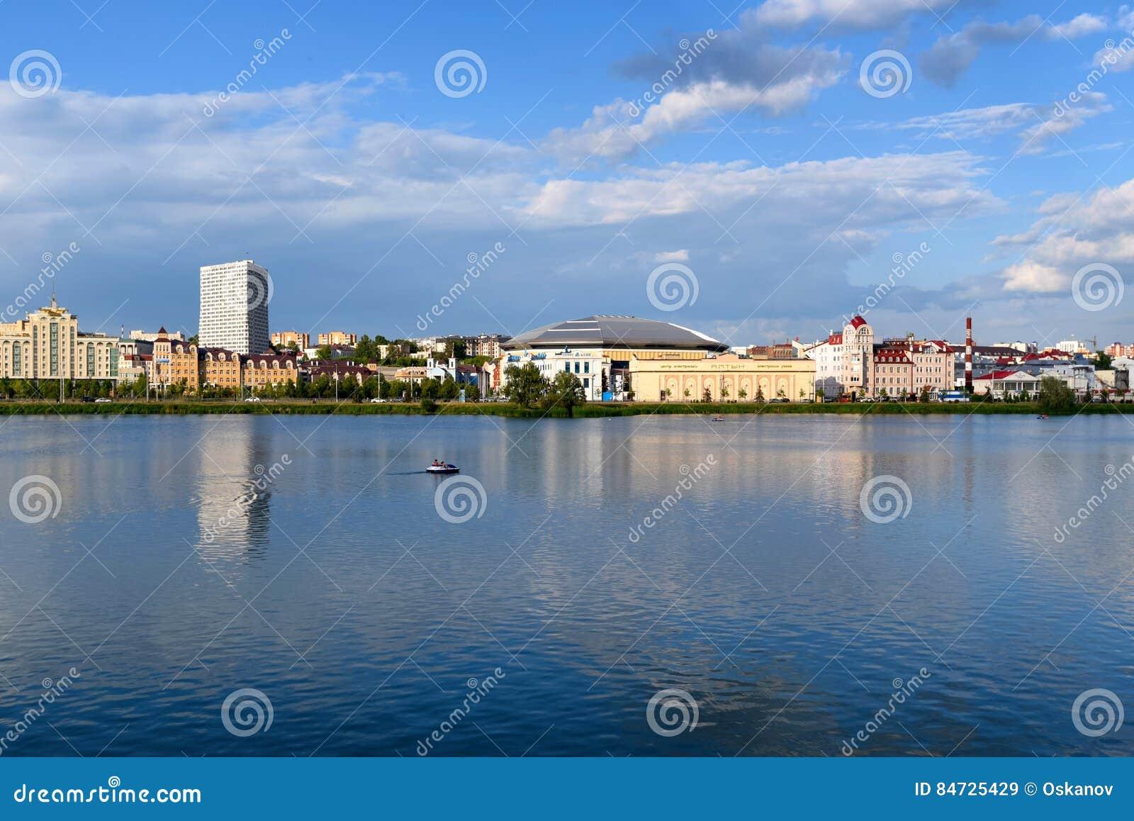KAZAN, TATARSTAN, ROSJA - OKOŁO CZERWIEC 2016