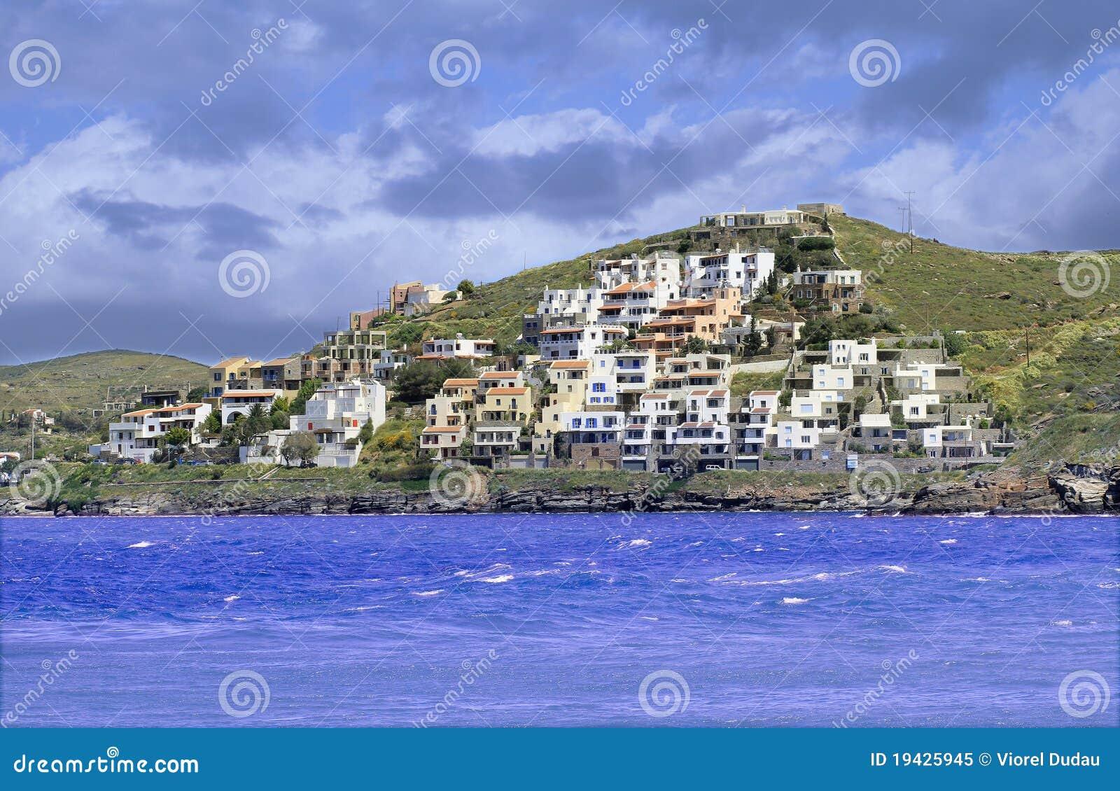 Kea Insel in Griechenland