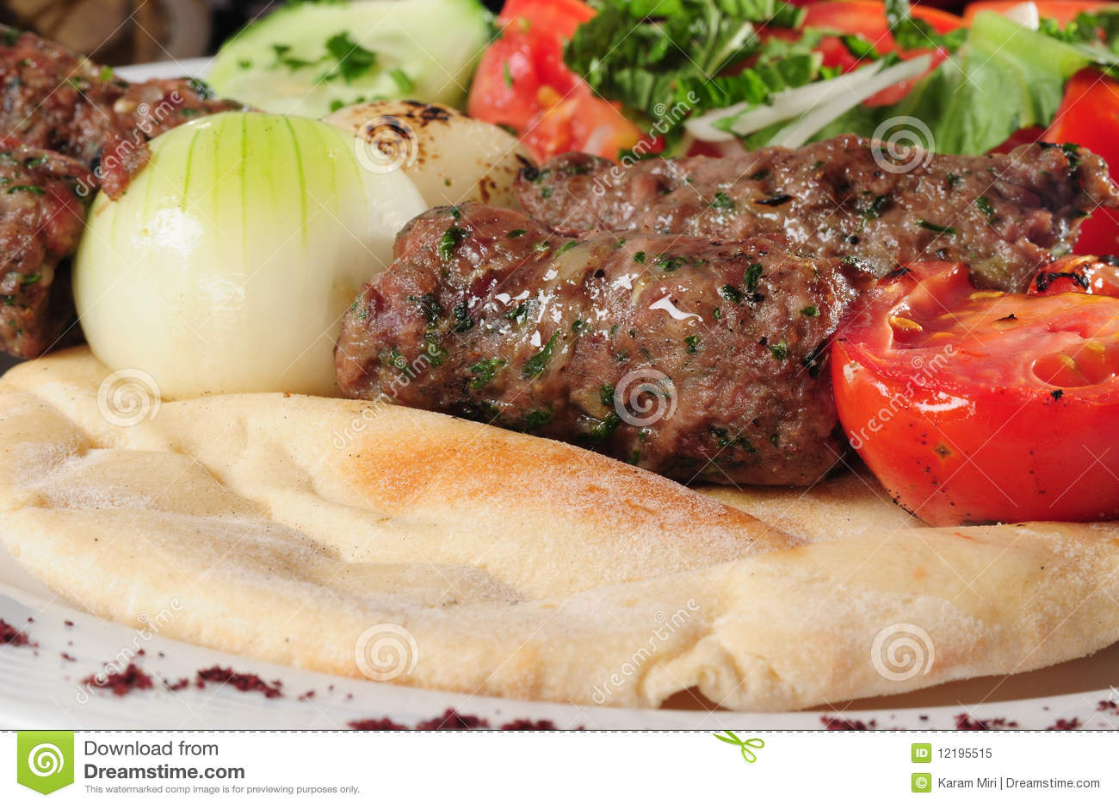 Kebab μικτός