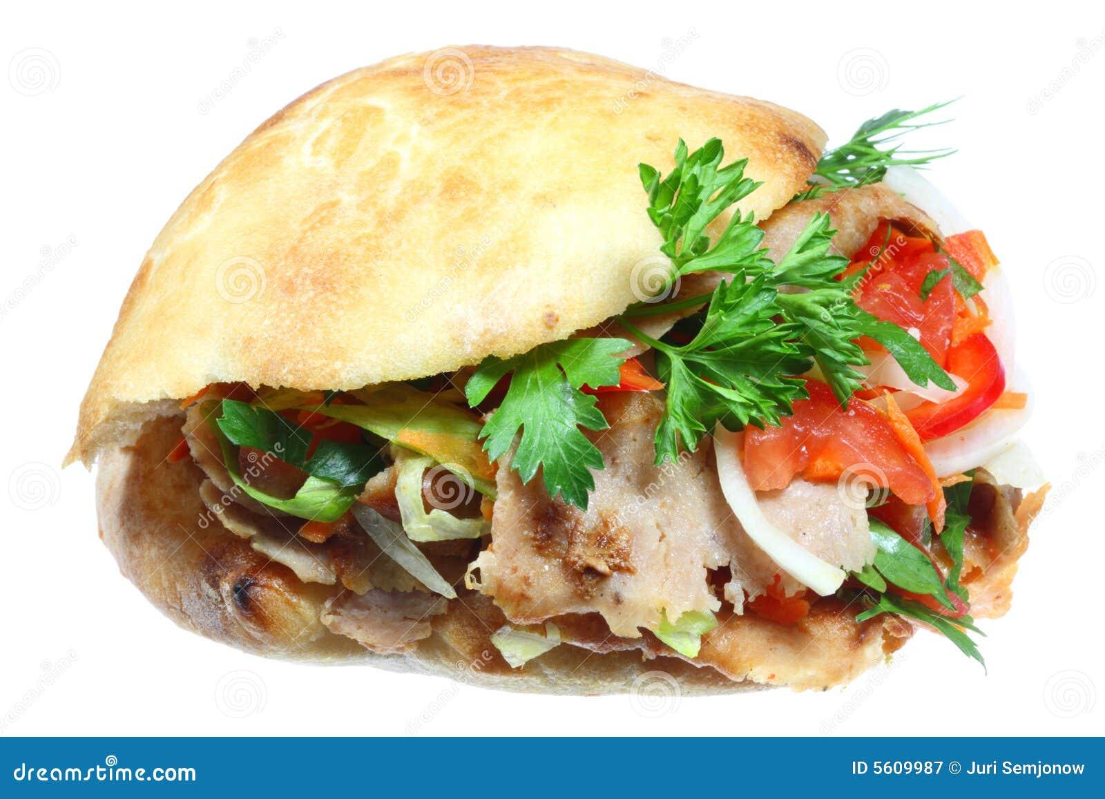 Kebab de Doner.