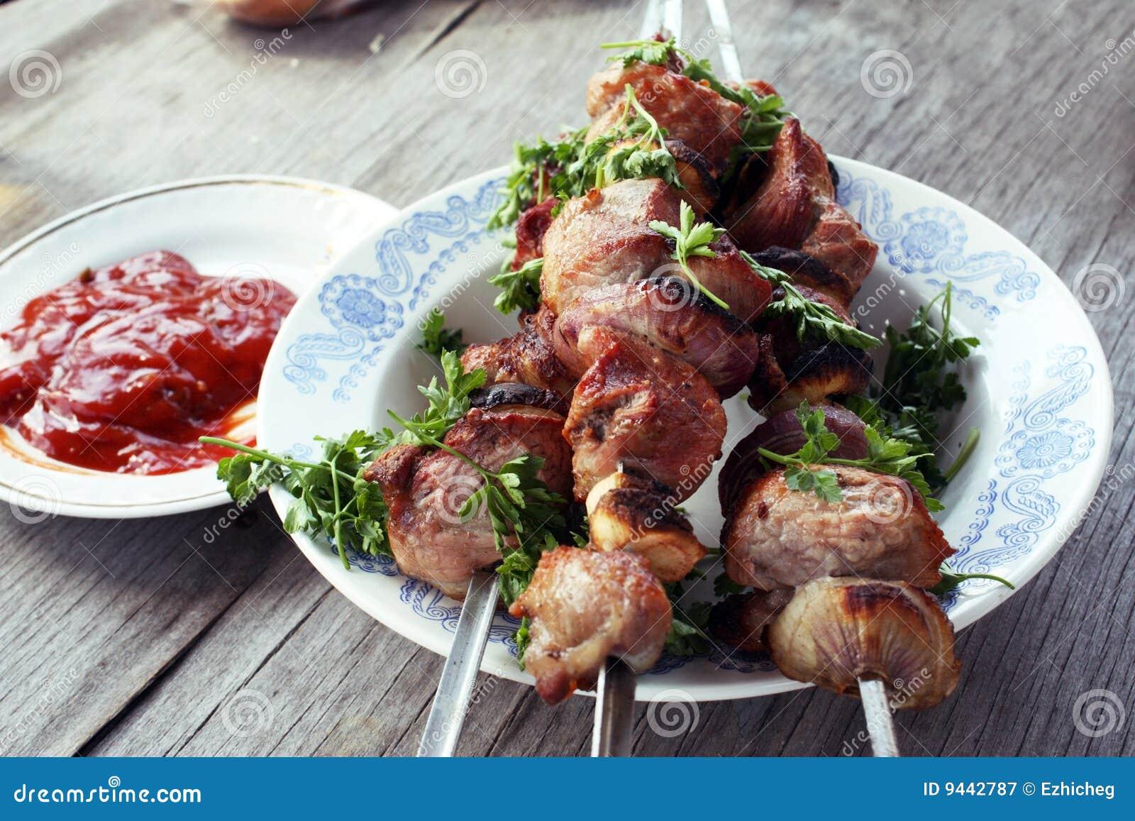 Kebab de Shish