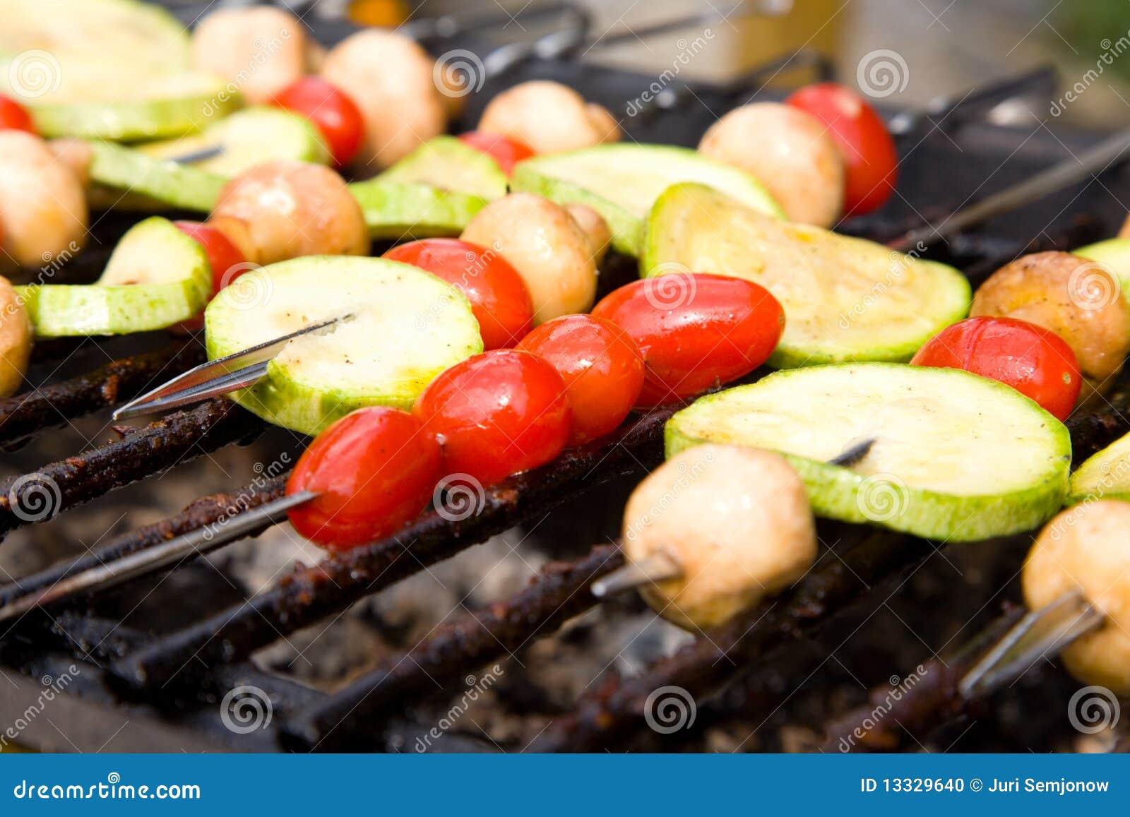 Kebab warzywo