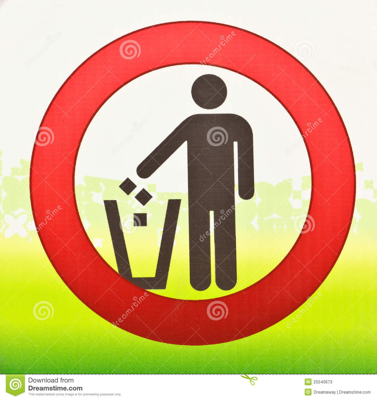 Keep Clean Stock Photos - Image: 25540673