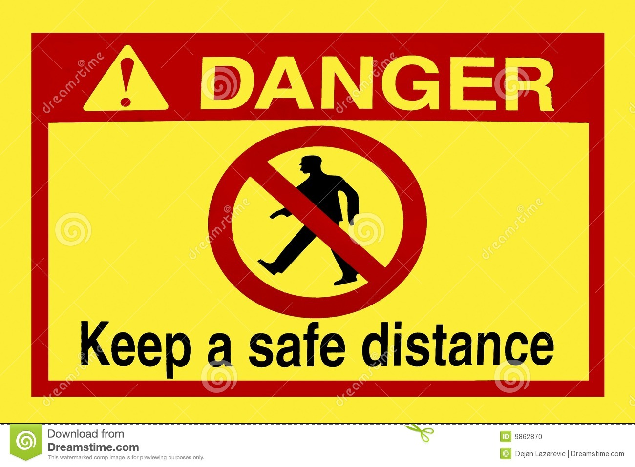 keep distance stock photo image 9862870 security clip art images security clip art free