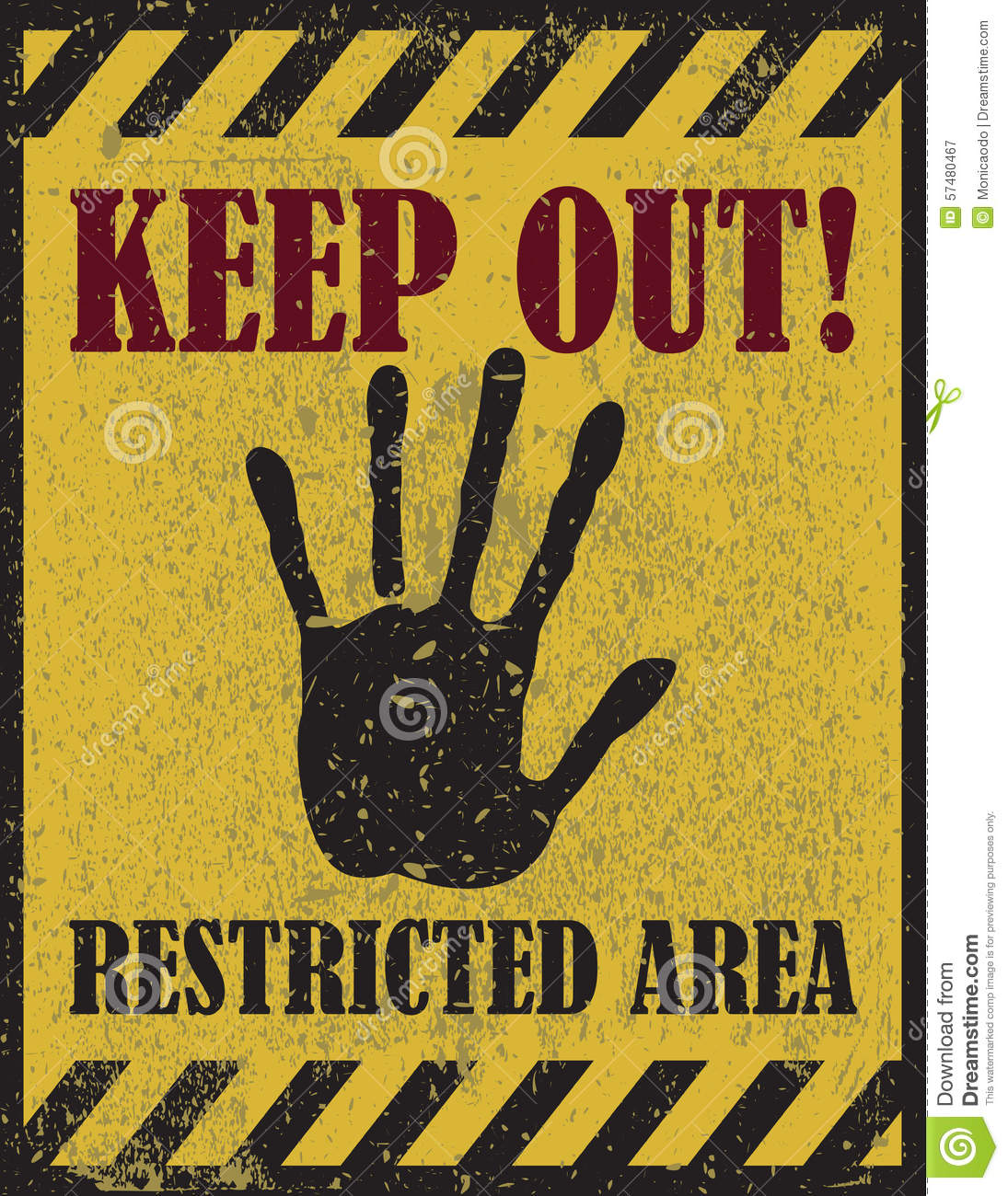keep out sign  warning stock vector image 57480467 bbq clip art images free bbq clipart free