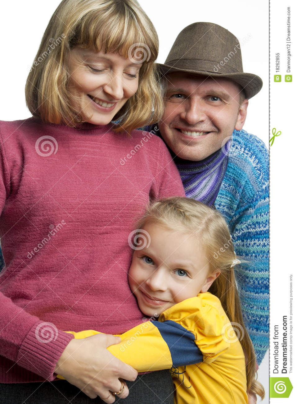 Keep A Smile On Your Face Stock Image Image Of Excitement 18262855