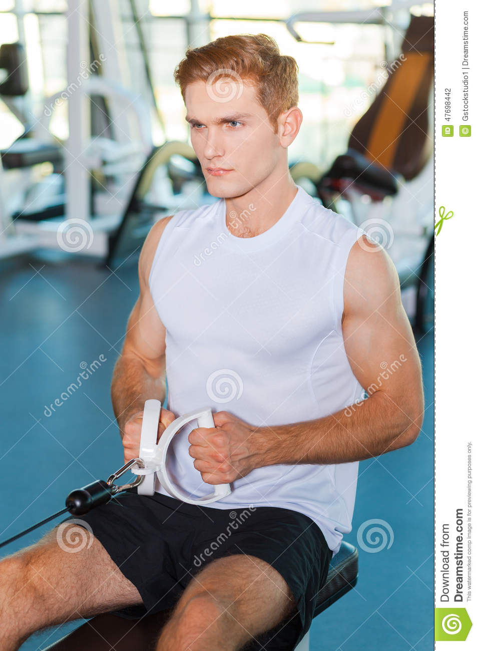 fitness men working out - photo #26