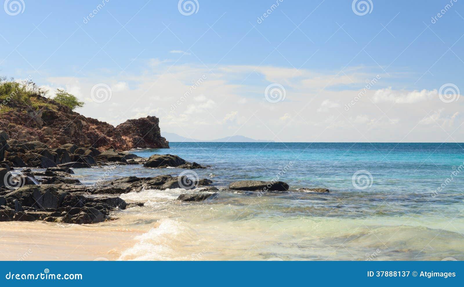 Keerdersstrand, Antigua