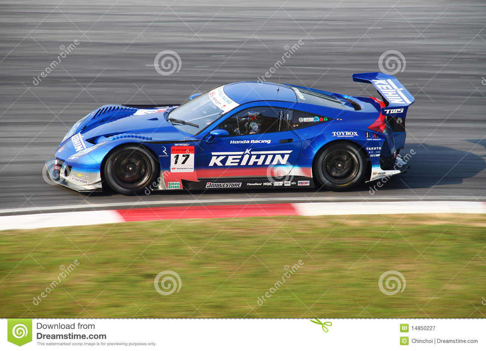 Keihin Honda 17, SuperGT 2010