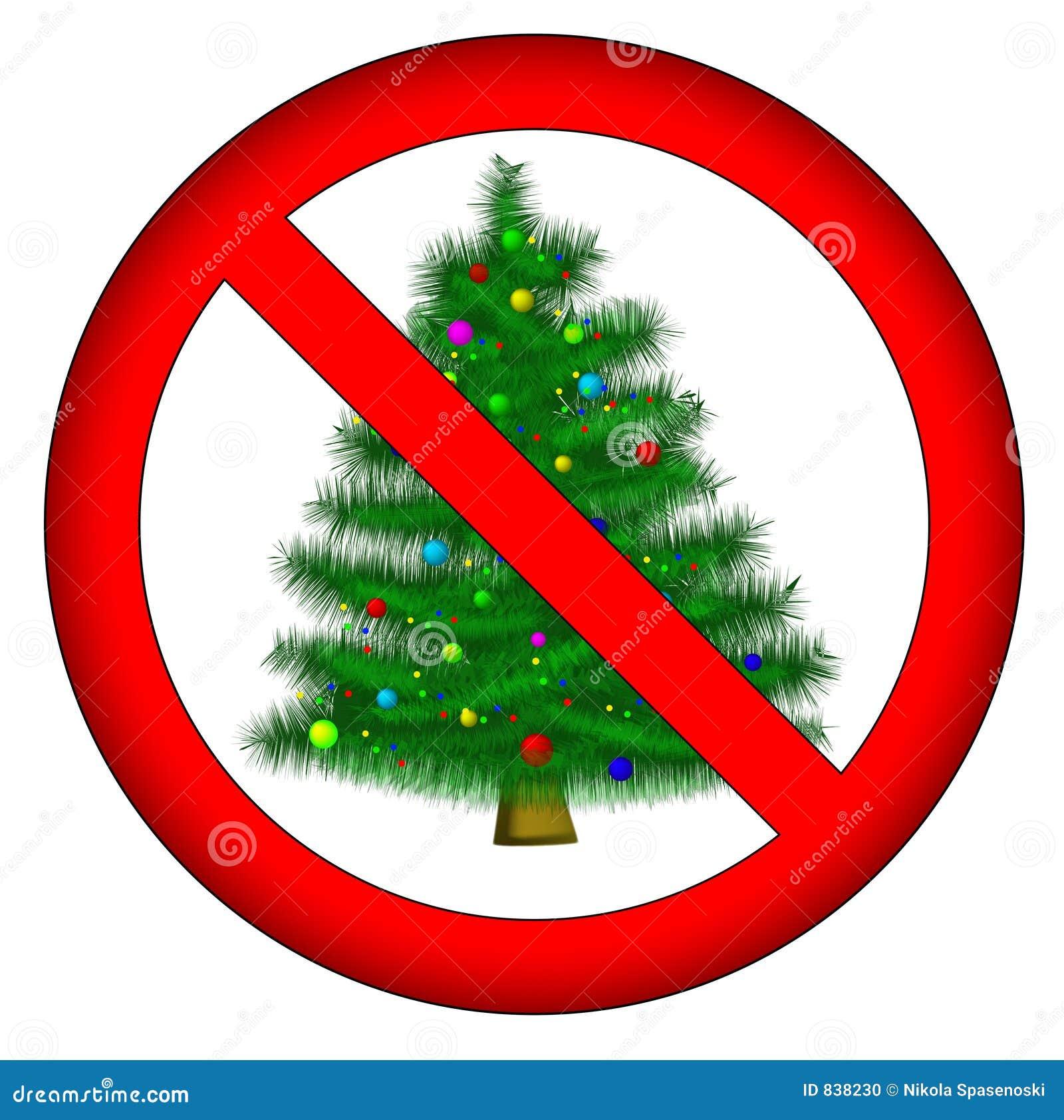 Weihnachten Verboten