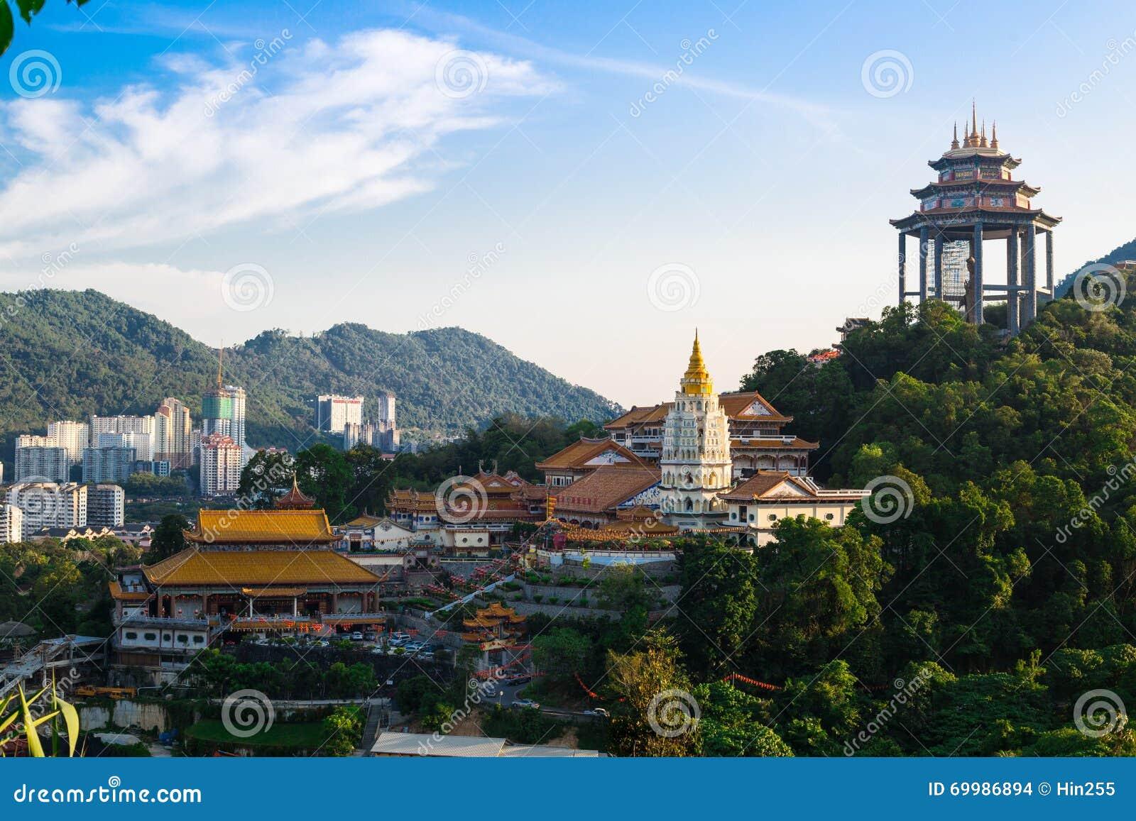 Kek Lok Si Chinese tempel