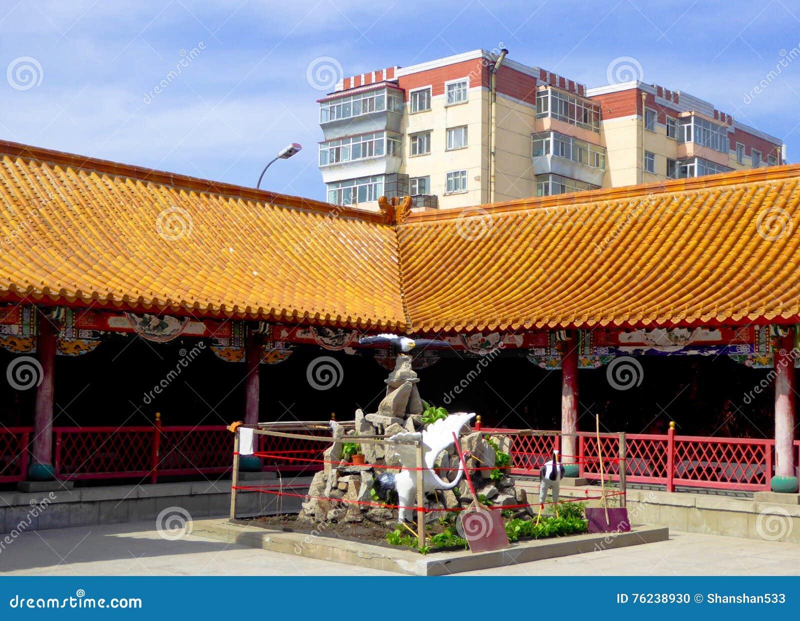 Kek Lok Si Temple byggnader