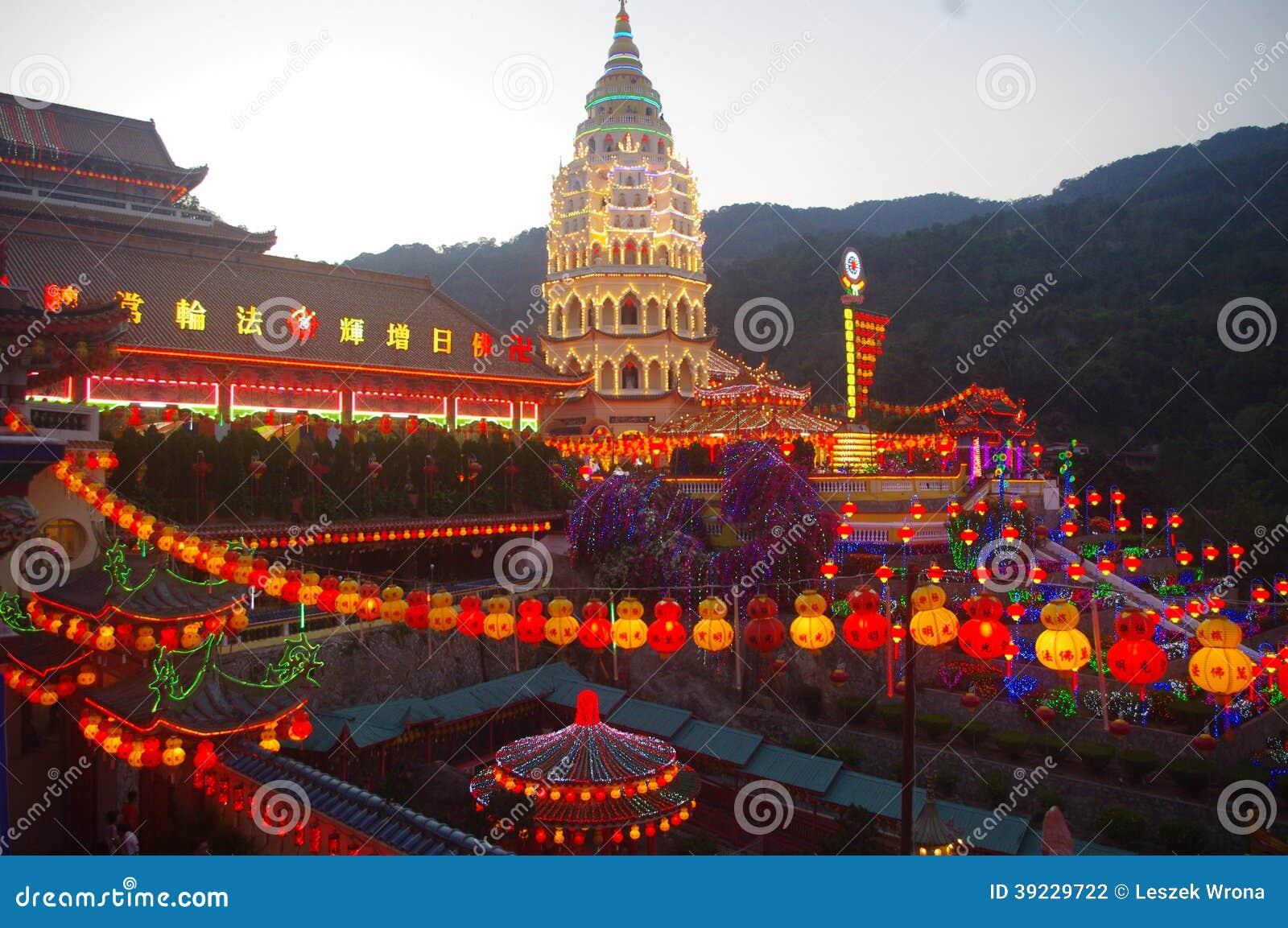 Keken Lok Si Temple