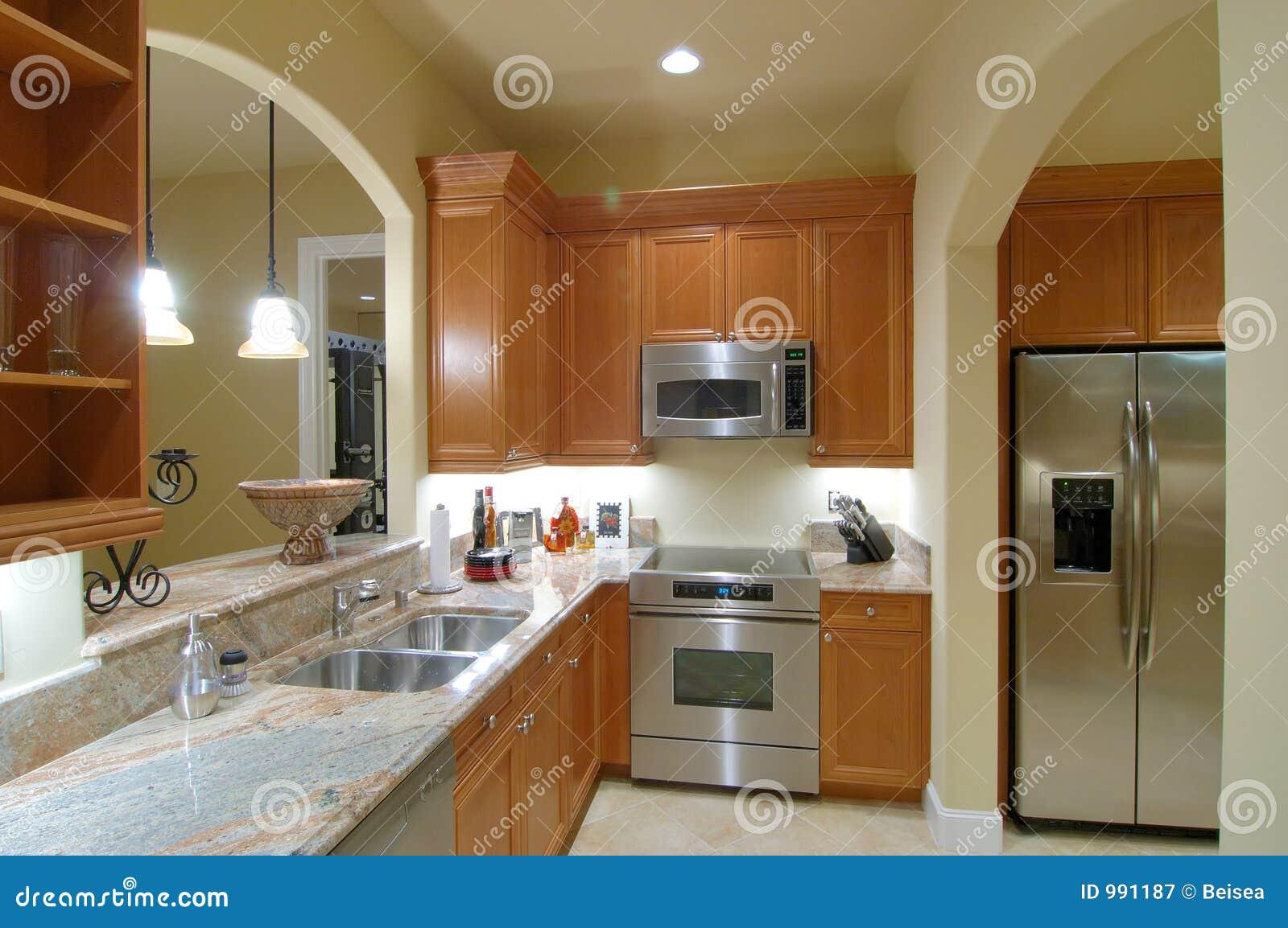 Küche Im Keller | Keller Kuche Stockbild Bild Von Wanne Formteil Mable 991187