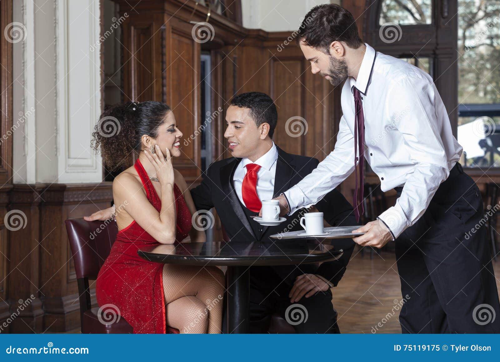 Datierung einer Kellnerin