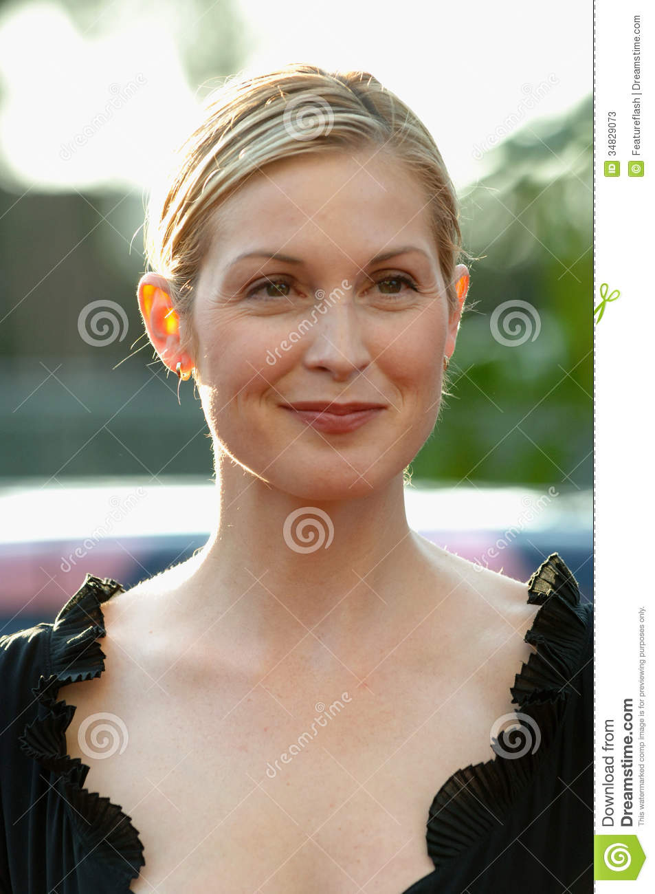 Kelly Rutherford tv series