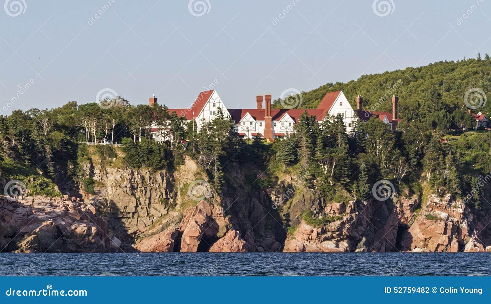 keltic lodge resort stock photo  image of nobody  breton