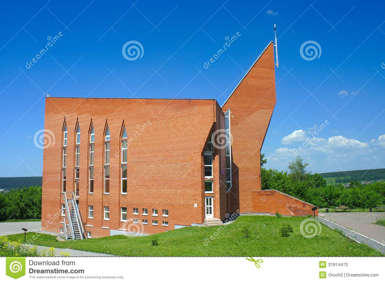 Kemerovo, the Church Revival (the Russian Church of Christians of ...