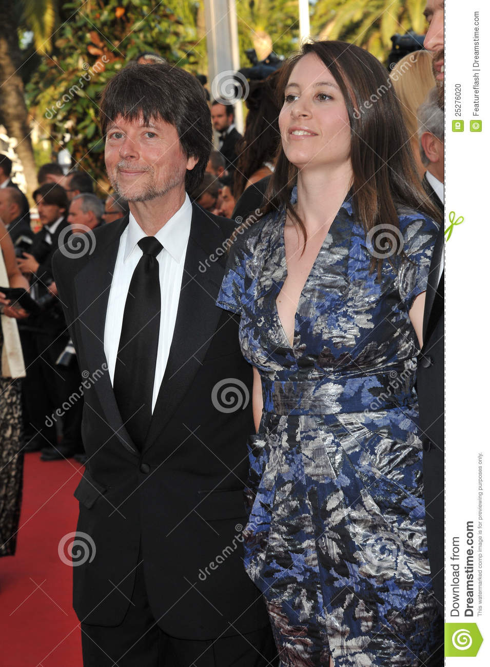 Ken Burns Sarah Burns Editorial Image Image Of Paul 25276020