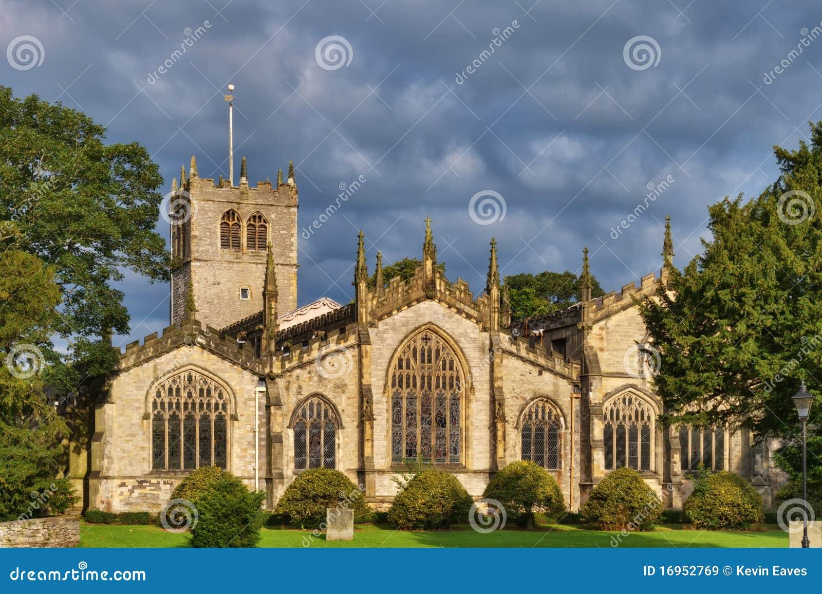 Kendal Parish Church