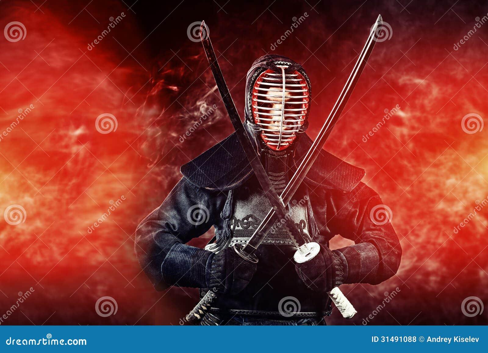 Kendo del guerrero