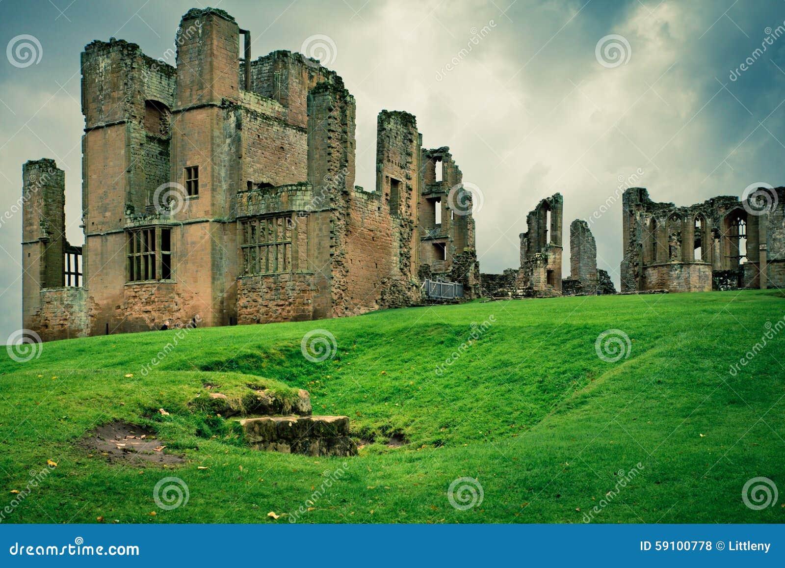 Kenilworth城堡英国