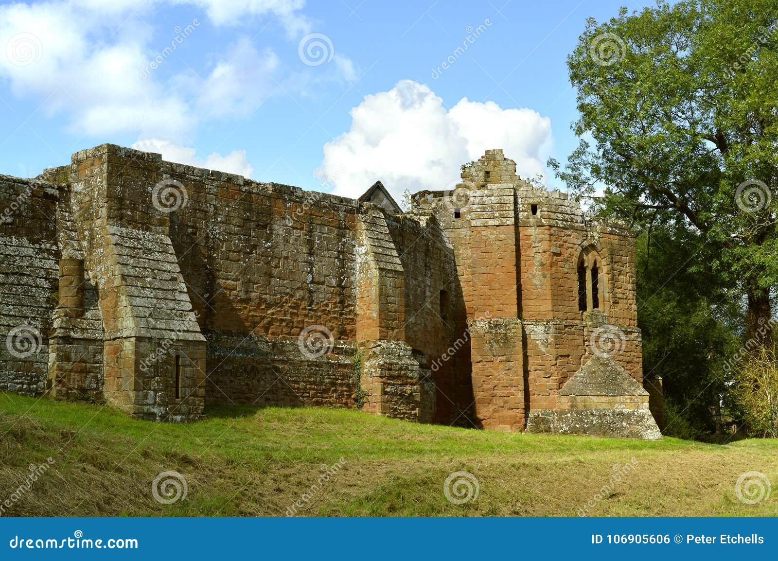 Kenilworth kasztel w Warwickshire