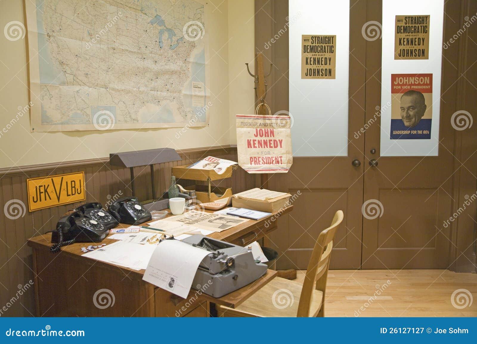Kennedy kampanii biuro