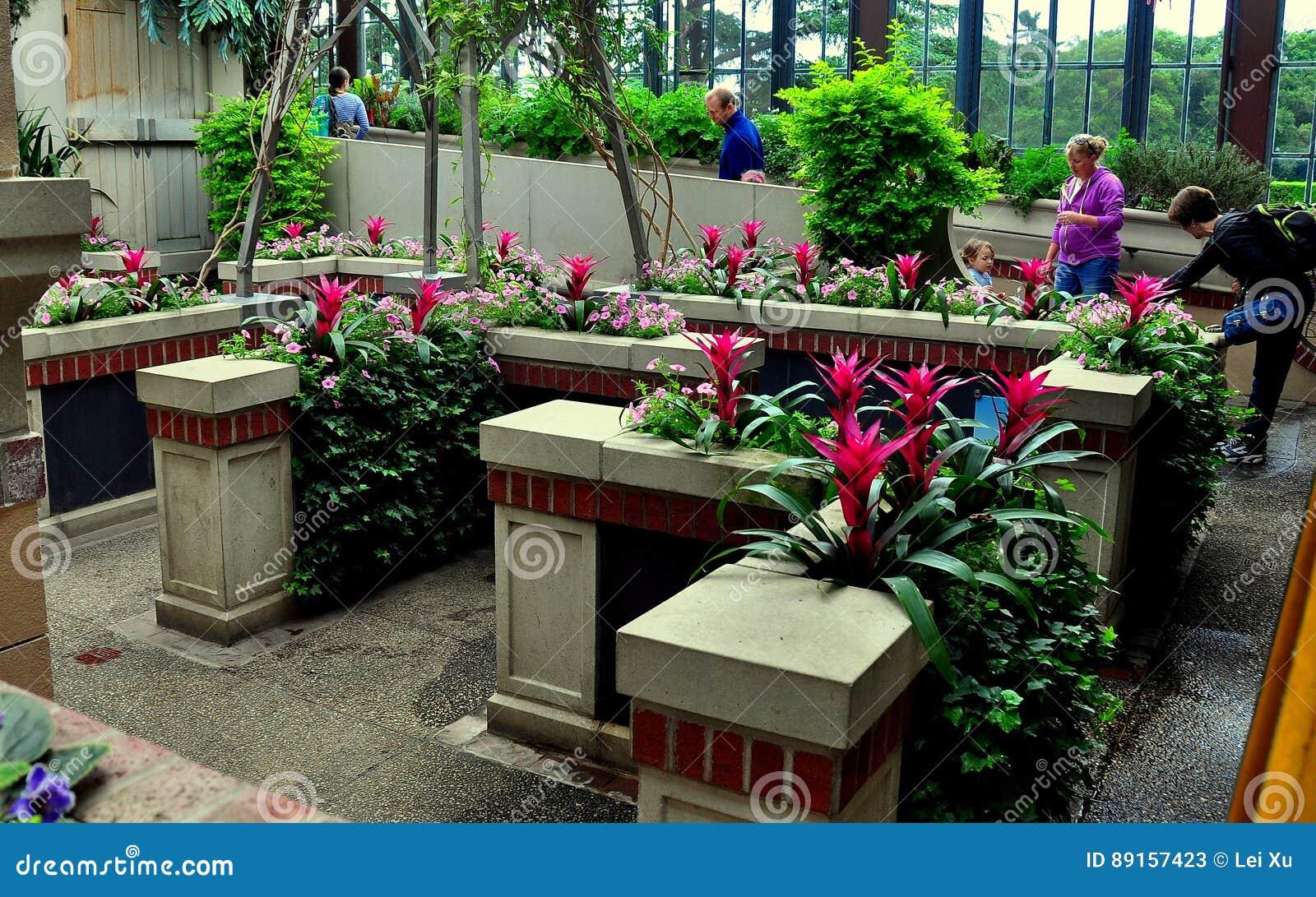 Kennett Quadrat, PA: Kind ` S Garten An Longwood Gärten