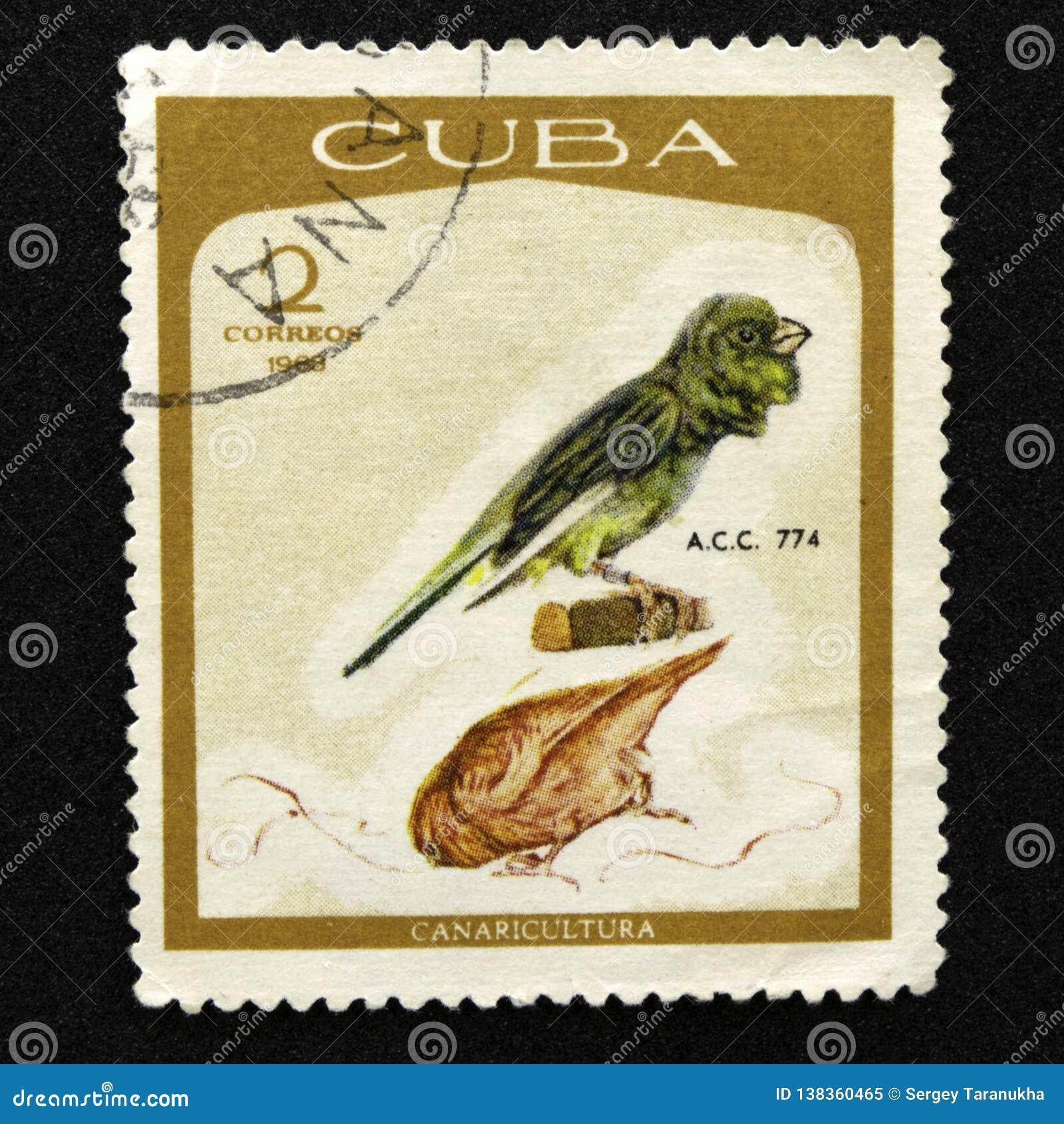Kennzeichen des kubanischen Postens