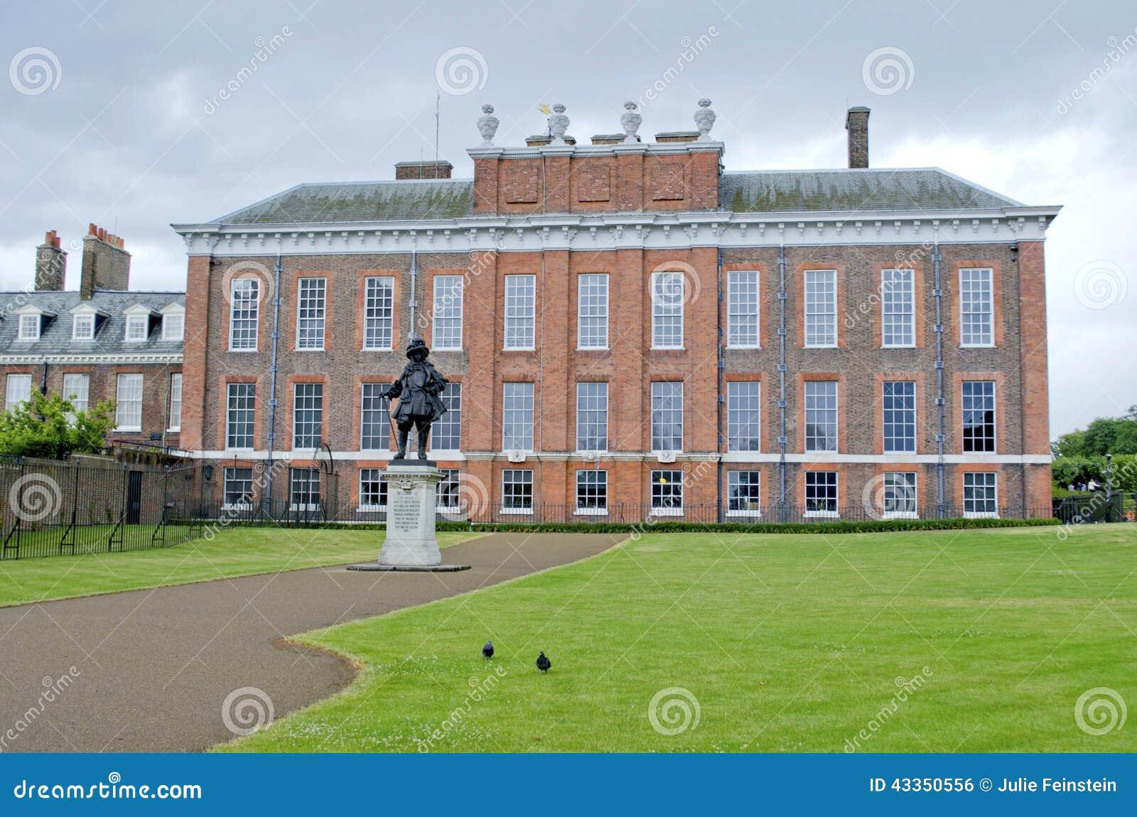 Kensington Palace Stock Photo Image 43350556