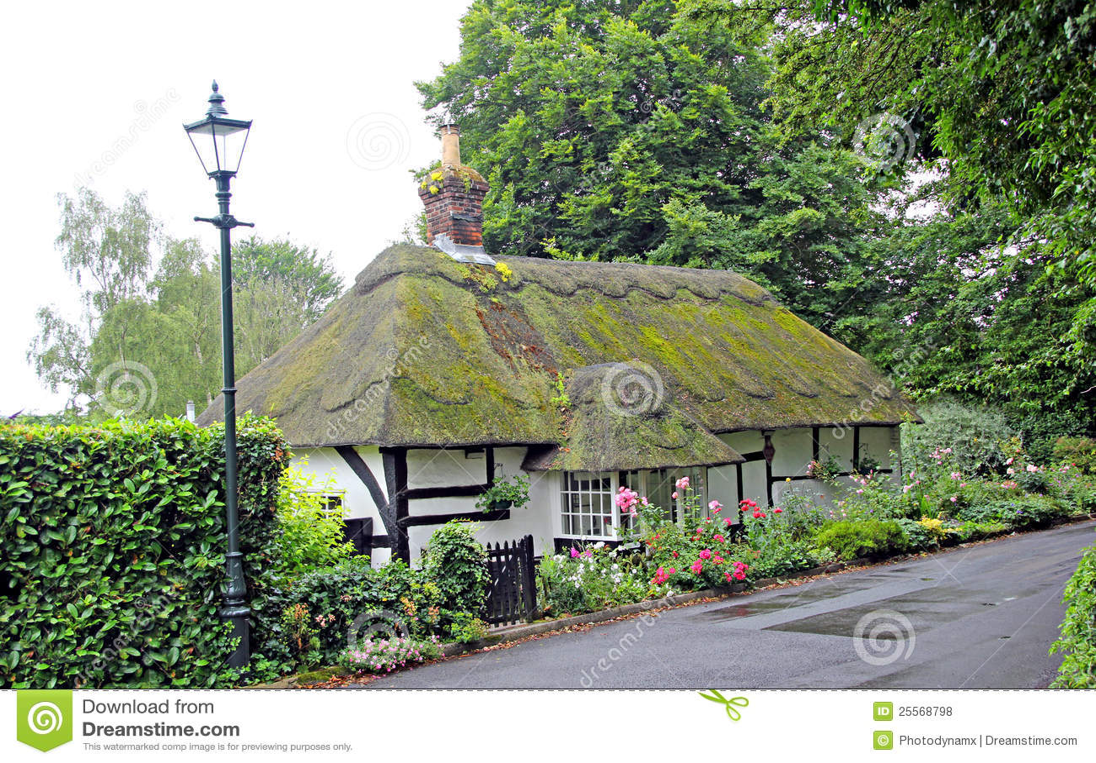 Kent chocolate box cottage